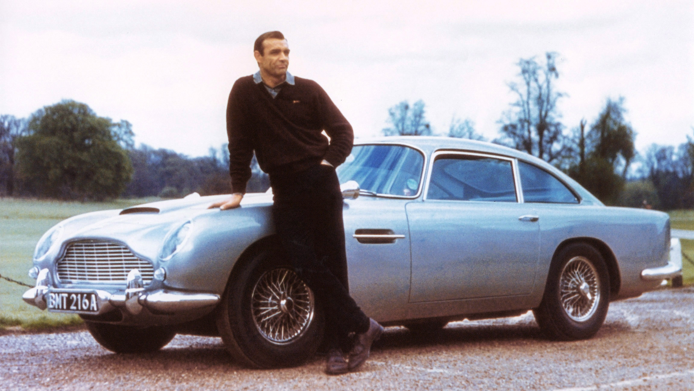 Db5 Best Bond Cars Gettyimages 607391400